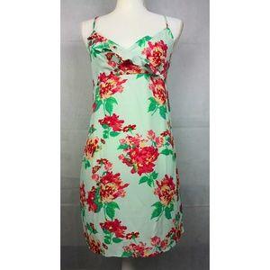Forever21 floral dress M